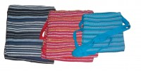 Modische Doppeltasche verstellbarem Schulterriemen (Double Bag) - FX219