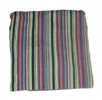 Indische Doppeltasche/längsgestreifte  (Double Bag)