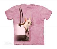 Handbag Chihuahua Kinder T-Shirt
