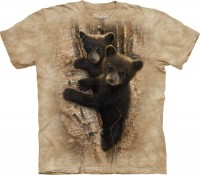 Curious Cubs Kinder T-Shirt