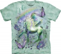 Unicorn & Butterflies Kinder T-Shirt