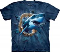 Shark Attack Kinder T-Shirt
