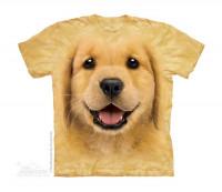 Golden Retriever Puppy Kinder T-Shirt