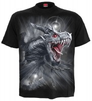 Dragon`s Cry T-Shirt schwarz
