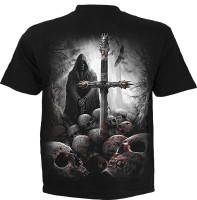 Soul Searcher - T-Shirt schwarz