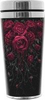 Blood Rose - Thermobecher 0.45 Ltr.