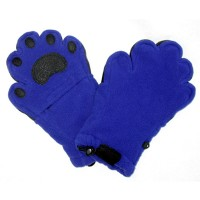Fleece Handschuhe - Marine (Kids)