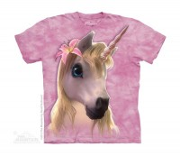 Cutie Pie Unicorn Kinder T-Shirt