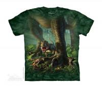 Wee Rex Kinder Dinosaurs T-Shirt
