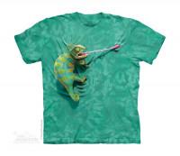 Climbing Chamelion Kinder T-Shirt