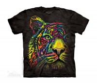 Rainbow Tiger Kinder T-Shirt