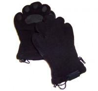 Fleece Handschuhe - Schwarz (Erwachsene)