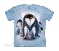Penguin Heart Kinder T-Shirt