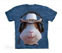 Guinea Pig Cowboy Kinder T-Shirt
