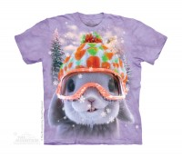 Snow Bunny Kinder T-Shirt