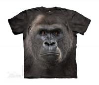 Big Face Lowland Gorilla Kindershirt liz
